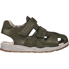 Viking Footwear Oscar Sandals Kids dark green